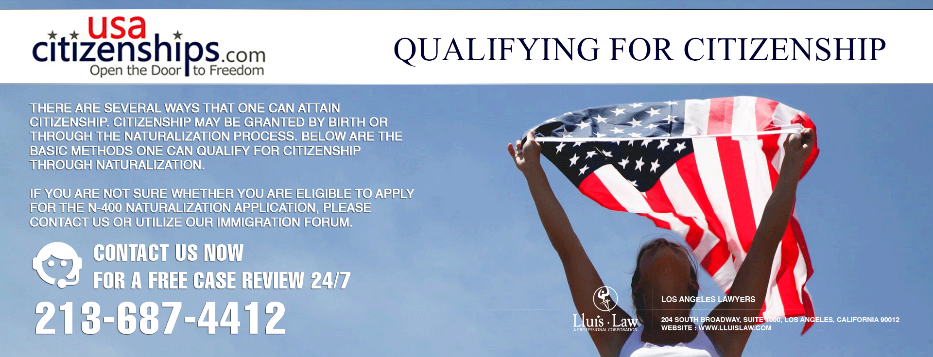 Qualifying for Citizenships