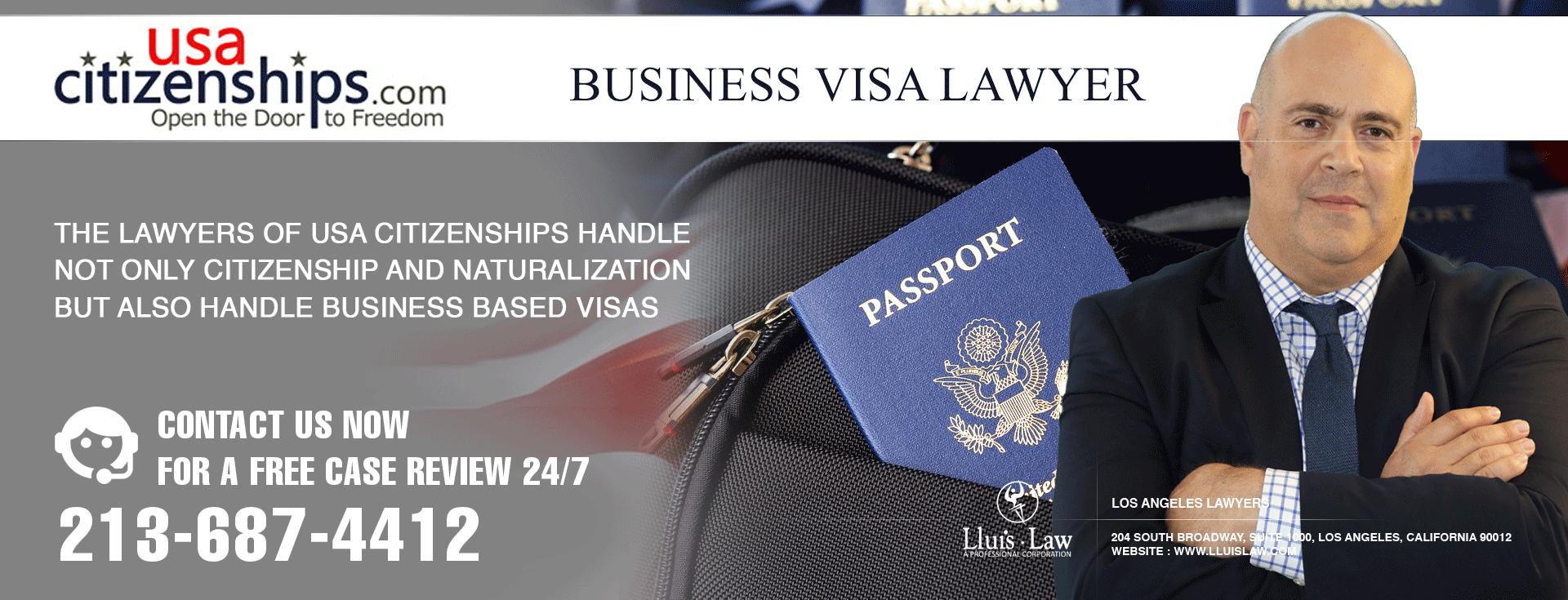 los angeles business visa lawyer
