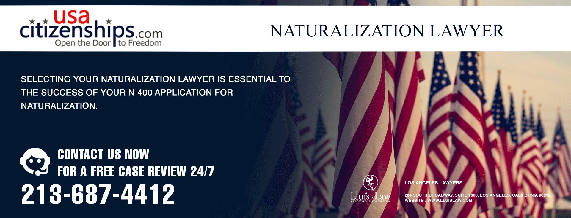 Naturalization Lawyer